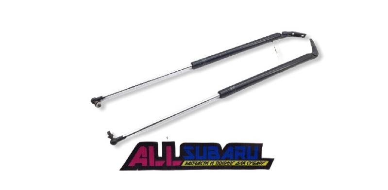 Амортизатор, упоры крышки багажника Subaru Forester SF5 EJ205 2000 задний (б/у)