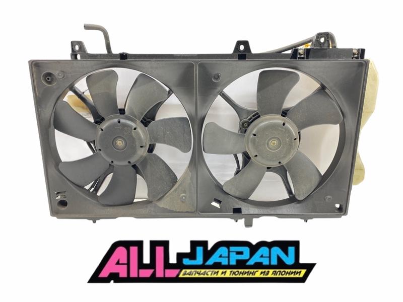 Вентилятор охлаждения двигателя Subaru Forester SG5 2005 (б/у)