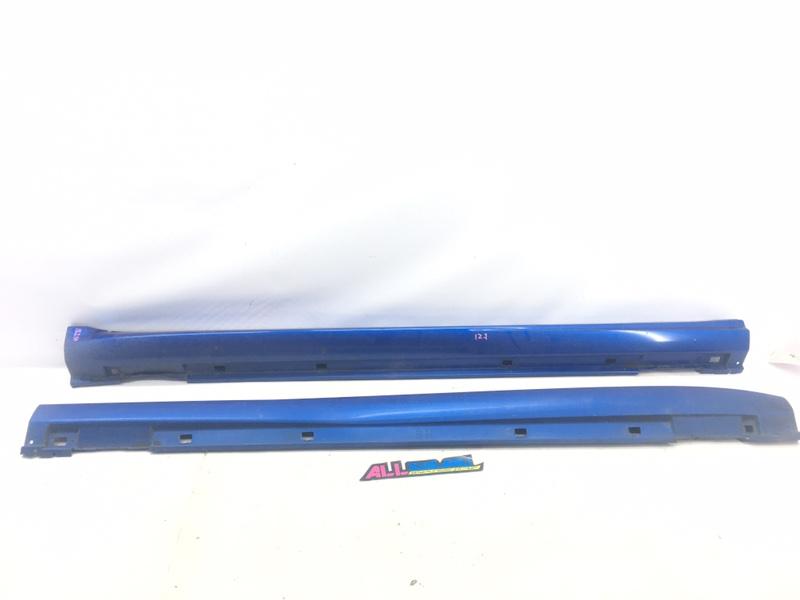 Порог, накладка Subaru Impreza Wrx Sti GDB EJ207 2003 (б/у)