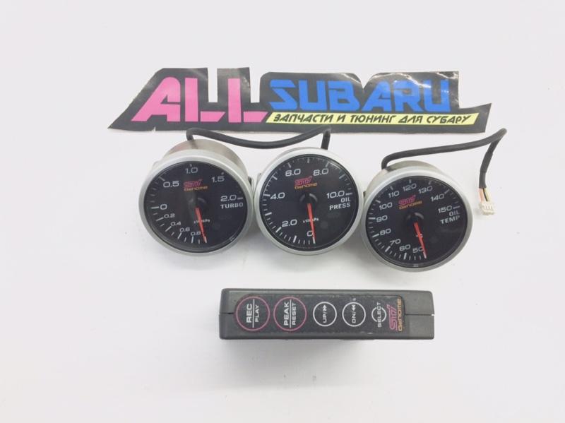 Датчики defi Subaru Impreza Wrx Sti GDB EJ207 2003 (б/у)