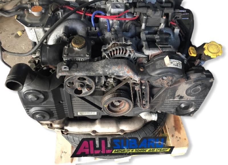 Двигатель Subaru Forester SF5 EJ205 2000 (б/у)