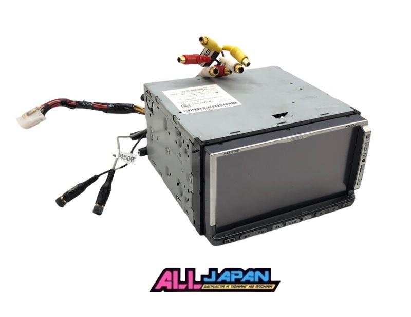 Магнитофон Subaru Forester 2005 SG5 EJ205 QX-6602F-A контрактная
