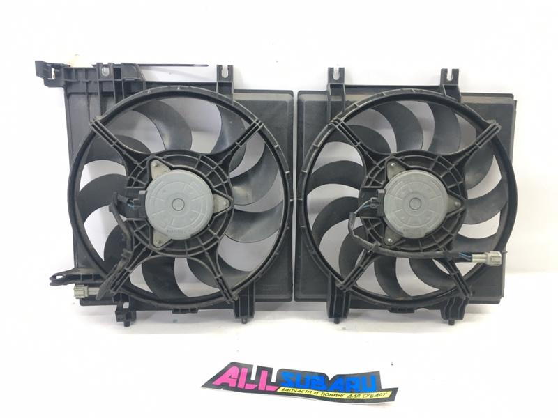 Вентилятор охлаждения двигателя Subaru Impreza WRX STI 2009 GRF EJ257 контрактная