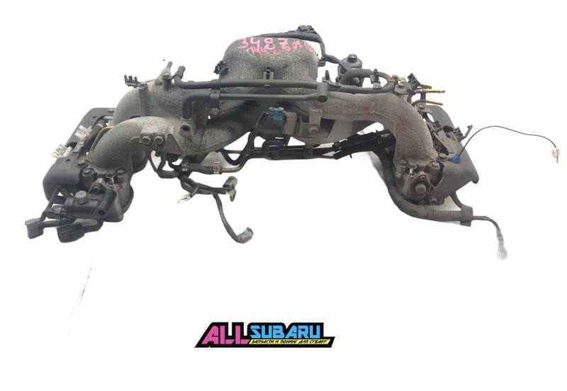 Впускной коллектор Subaru Impreza GH3 EJ204