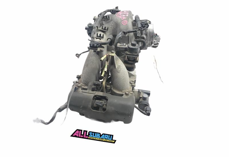 Впускной коллектор Impreza 2007-2013 GH3 EJ204