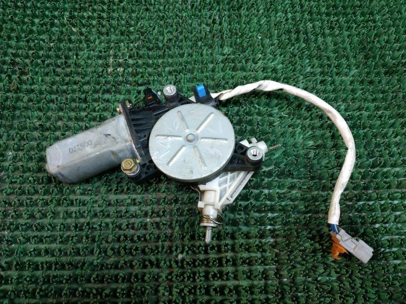 Мотор стеклоподъемника Honda Odyssey RA6 F23A 1999 задний левый (б/у)
