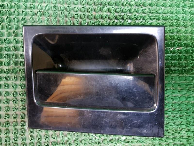 Ручка двери внешняя Skoda Roomster 5J7 BNV 2006 задняя левая (б/у)