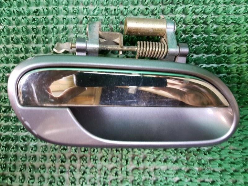 Ручка двери внешняя Honda Odyssey RA6 F23A 1999 задняя правая (б/у)