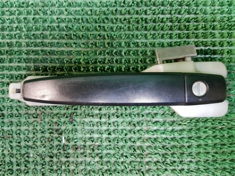 Ручка двери внешняя Chevrolet Aveo T250 F14D4 2005 передняя левая (б/у)