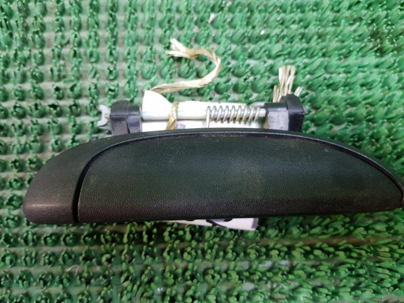 Ручка двери внешняя Renault Logan LS_ 2004 передняя правая (б/у)
