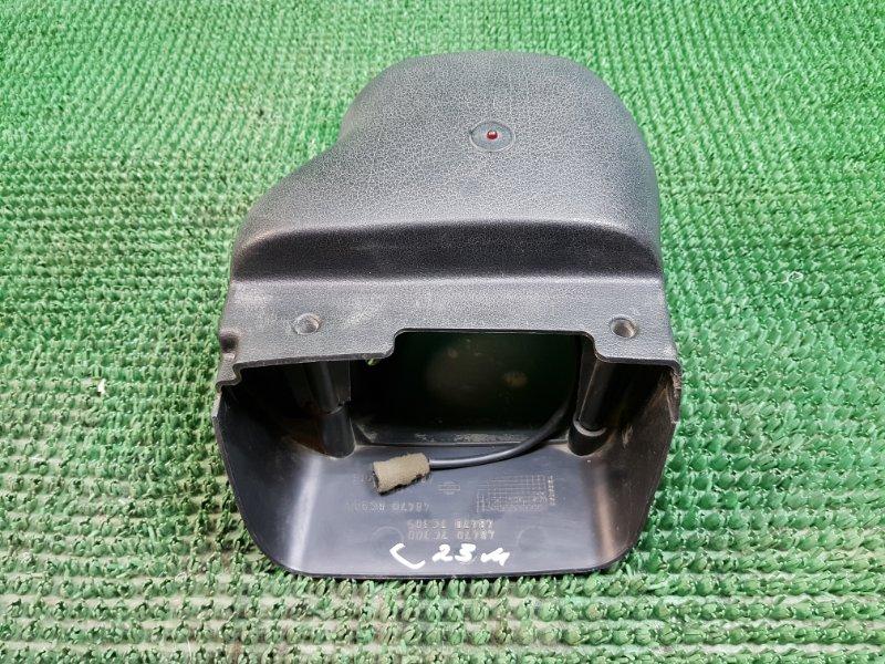 Подрулевой пластик Nissan Serena 1 C23M GA16DE 1991 (б/у)