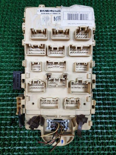 Блок предохранителей Toyota Yaris 2 P90 2SZFE 2005 (б/у)