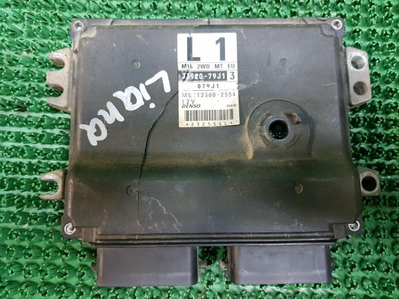 Блок управления Suzuki Liana ER M16A 2001 (б/у)
