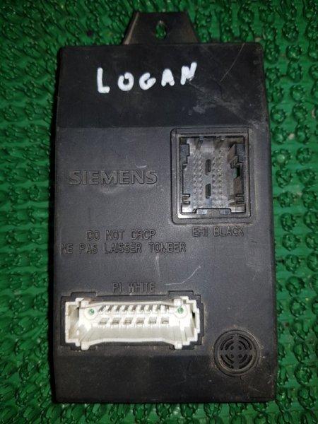 Блок комфорта Renault Logan LS_ K7J 710 2004 (б/у)