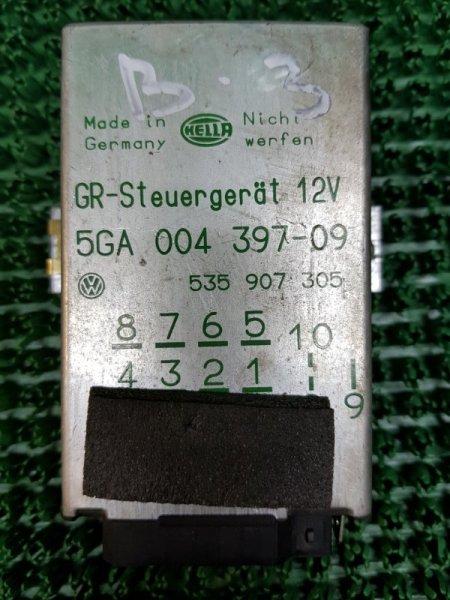 Блок управления круиз-контролем Volkswagen Passat 2 B3 AAA (б/у)