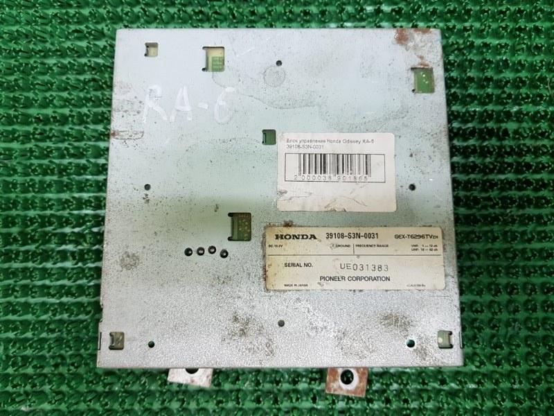 Аудиоусилитель Honda Odyssey RA6 F23A 1999 (б/у)