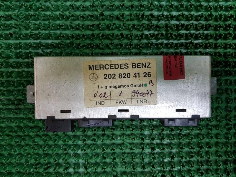 Блок управления Mercedes-Benz S W140 1991 (б/у)