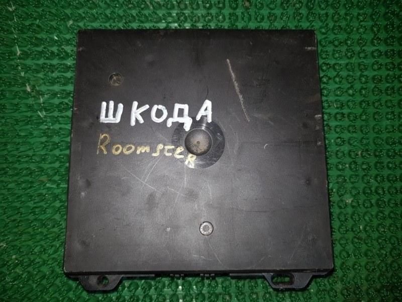 Блок управления Skoda Roomster 5J7 BNV 2006 (б/у)