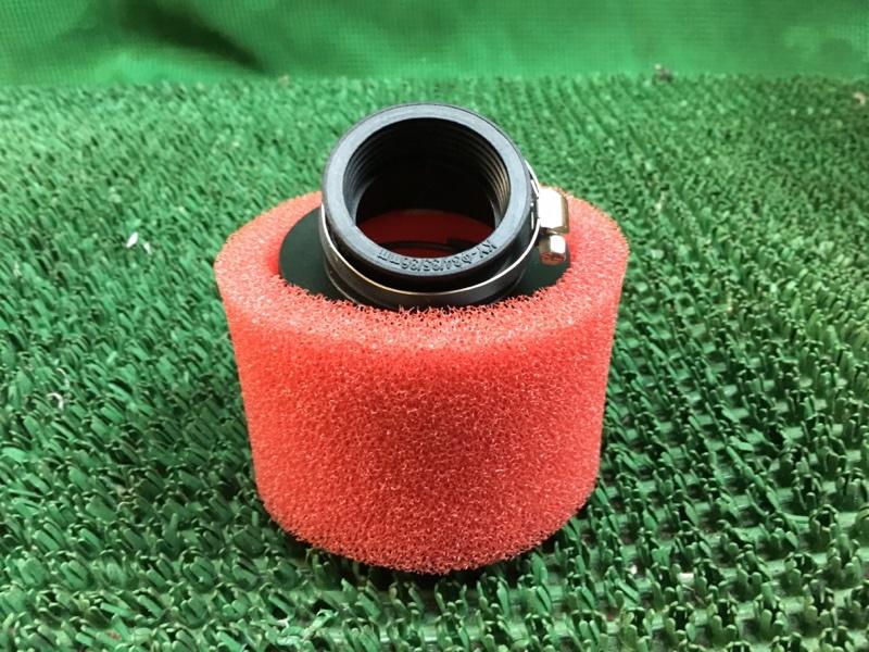 Фильтр возд. нулевик (d=35mm) поролон Мотоцикл