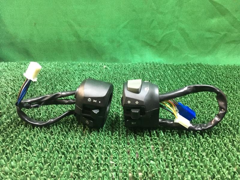 Switch l+r assy universal пульт универсальные мото cg150/cb250 Мотоцикл