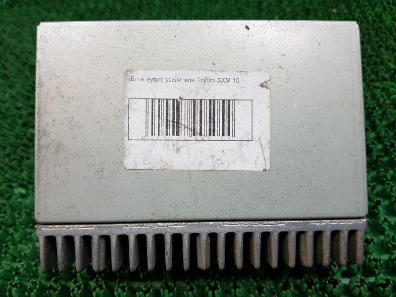 Усилитель звука Toyota Ipsum SXM10 3SFE 1996 (б/у)