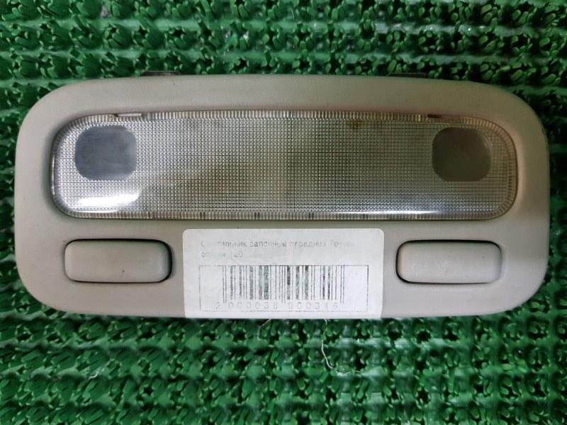 Светильник Toyota Corolla 9 E120 4ZZFE 2000 (б/у)