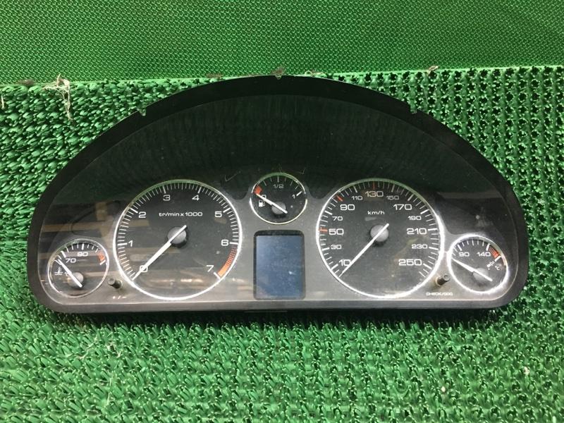 Щиток приборов Peugeot 407 6D_ RFN 2004 (б/у)