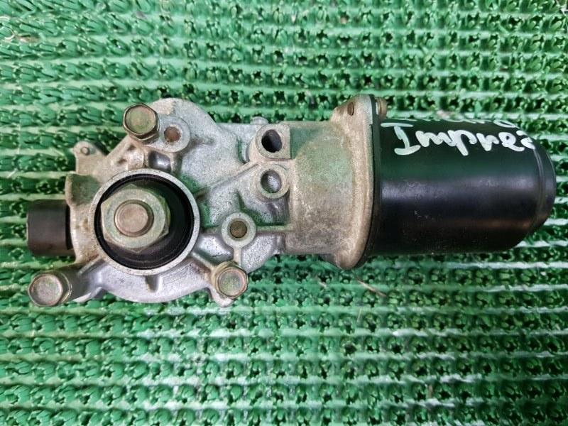 Моторчик дворника Subaru Impreza GG2 EJ15 2000 (б/у)