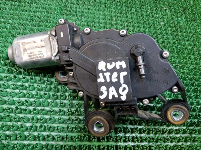 Моторчик дворника Skoda Roomster 5J7 BNV 2006 задний (б/у)