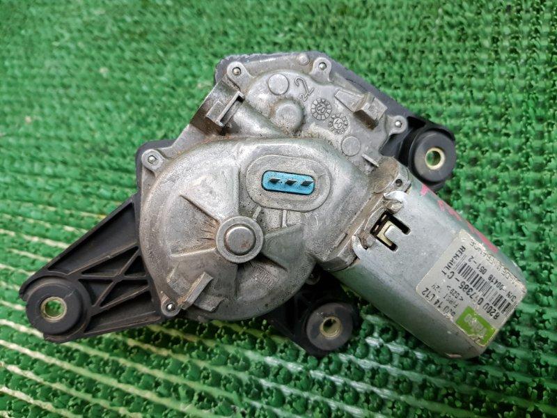 Моторчик дворника Nissan Micra K12 2002 задний (б/у)