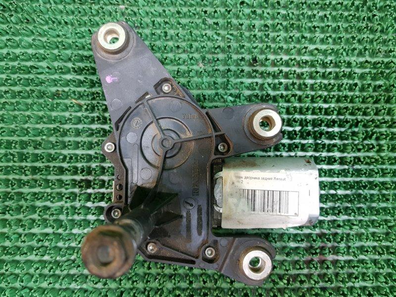 Моторчик дворника Renault Megane 2 KM0/1_ K9K 732 2003 (б/у)