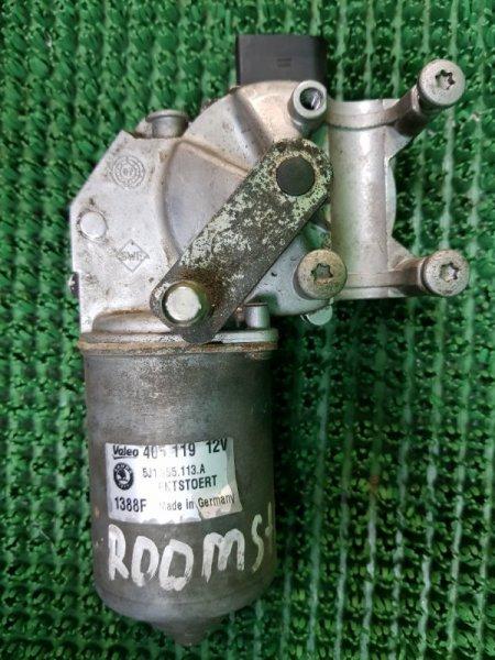 Мотор дворников Skoda Roomster 5J7 BNV 2006 (б/у)