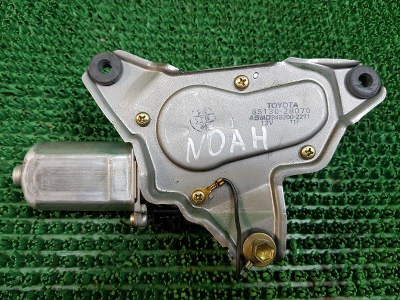 Моторчик дворника Toyota Noah AZR60 2001 задний (б/у)