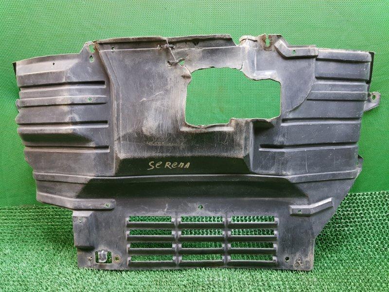 Защита двигателя Nissan Serena 1 C23M GA16DE 1991 (б/у)