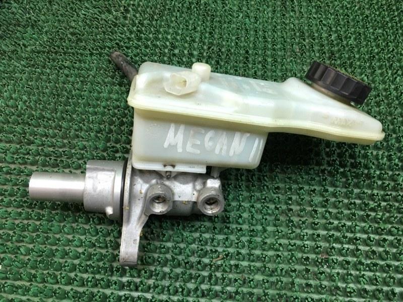 Главный тормозной цилиндр Renault Megane 2 KM0/1_ K9K 732 2003 (б/у)