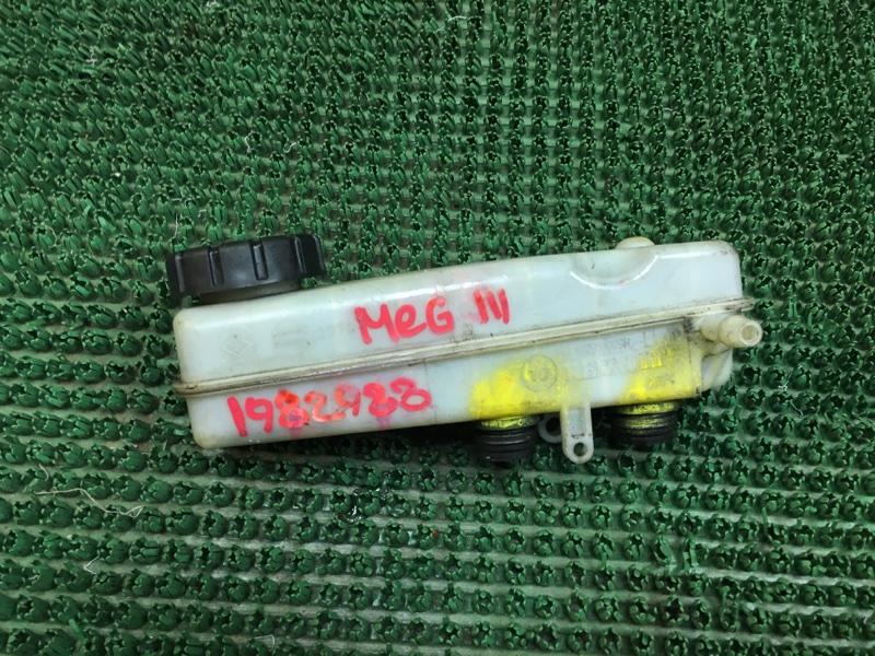 Бачок для тормозной жидкости Renault Megane 3 H5F 400 2009 (б/у)
