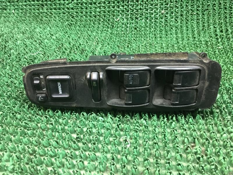 Блок управления стеклоподъемниками Honda Odyssey RA6 F23A 1999 передний правый (б/у)
