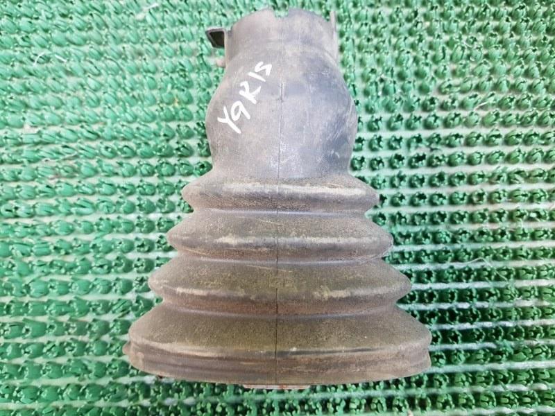 Пыльник рулевой колонки Toyota Yaris 2 P90 2SZFE 2005 (б/у)
