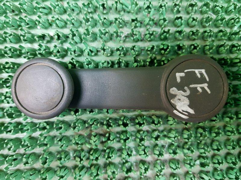 Ручка двери внутренняя Ford Focus DAW CDDA 1998 задняя левая (б/у)