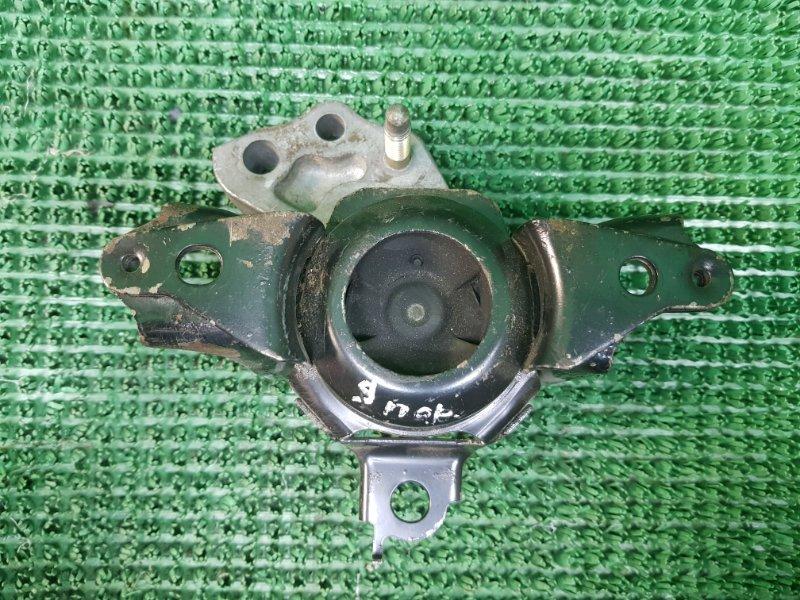 Подушка двигателя Toyota Yaris 2 P90 2SZFE 2005 правая (б/у)