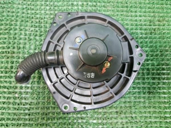 Моторчик печки Chevrolet Aveo T250 F14D4 2005 (б/у)