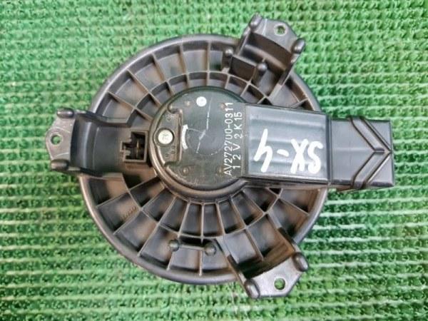 Моторчик печки Suzuki Sx4 GYA M16A 2006 (б/у)