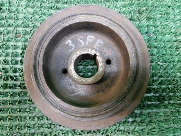 Шкив коленвала Toyota Ipsum SXM10 3SFE 1996 (б/у)