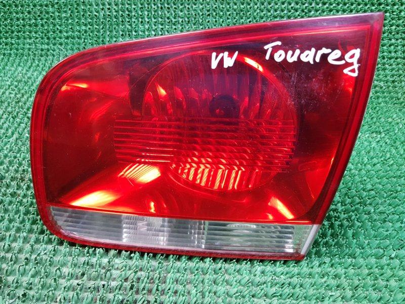 Фонарь Volkswagen Touareg 7LA AXQ 2002 задний правый (б/у)