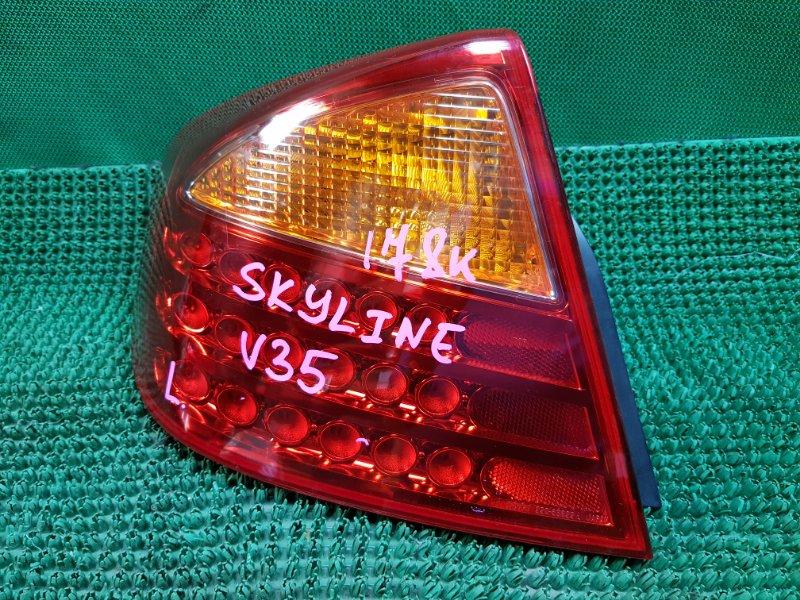 Фонарь Nissan Skyline CV35 VQ35DE 2001 задний левый (б/у)