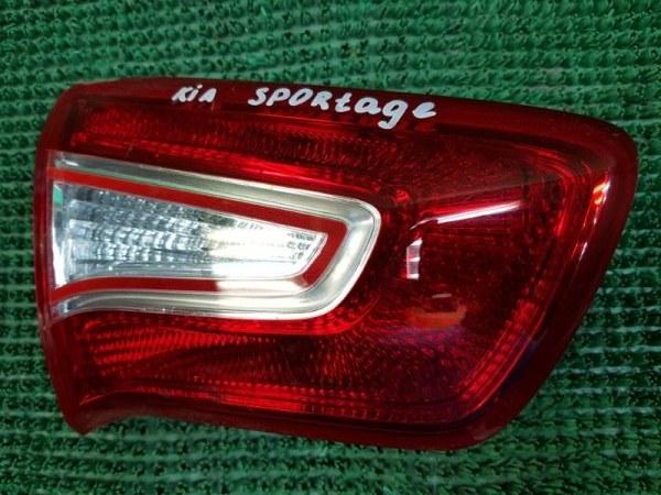Фонарь Kia Sportage 3 SL D4FD 2009 задний левый (б/у)