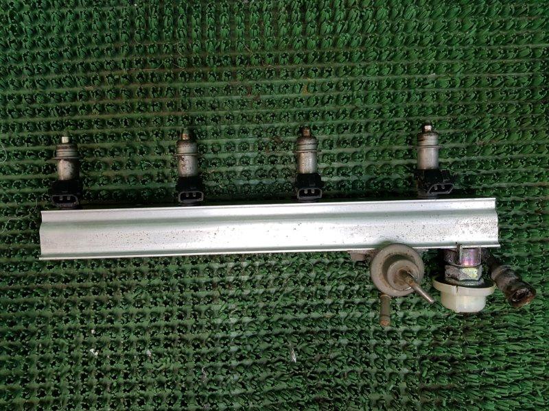 Топливная рампа с форсунками Honda Hr-V GH3 D16A 2001 (б/у)
