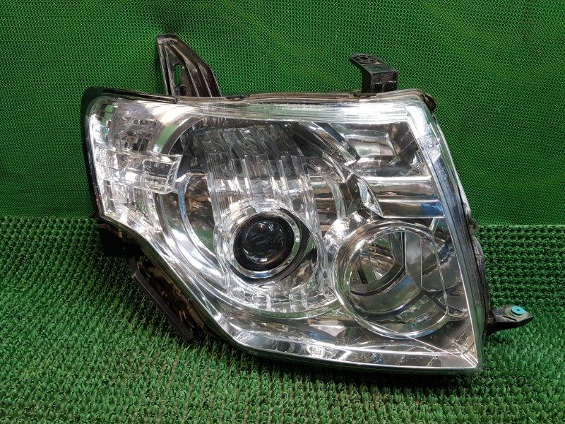 Фара Nissan Pajero V83W 4M40 2006 передняя правая (б/у)