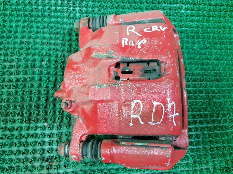 Суппорт Honda Cr-V 2 RD4 K20A4 2001 передний правый (б/у)