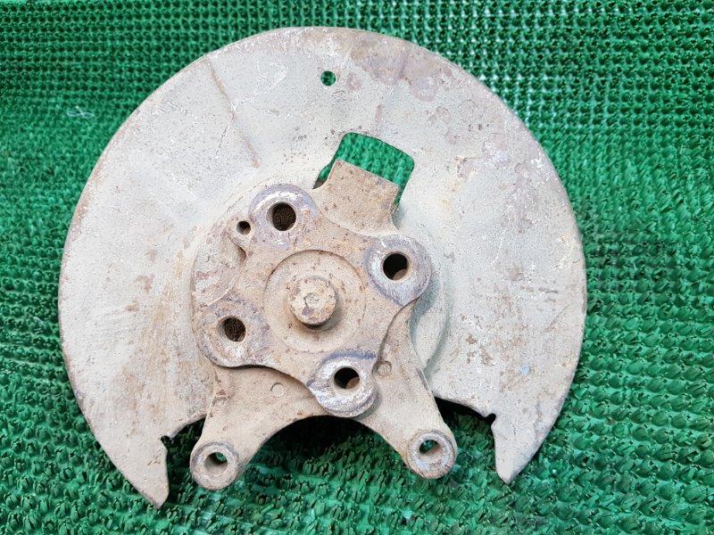 Кулак цапфа Mazda Mazda 6 GG 2002 задний левый (б/у)